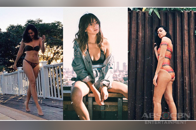 From Girltrend to leading lady: Sexy photos of Mica that show she's ready to make her own name